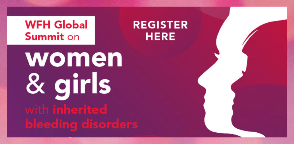 WFH Global Summit on women and girls with bleeding disorders